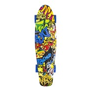 Pennyboard Art Joker