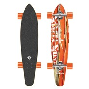 Street Surfing Kicktail Damaged Orange 36""